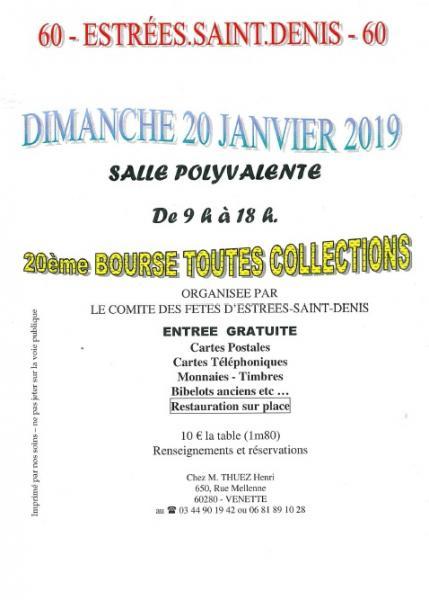 20ème BOURSE TOUTES COLLECTIONS