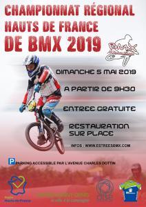 Championnat régional HAUTS DE FRANCE de BMX