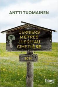 DERNIERS METRES JUSQU'AU CIMETIERE