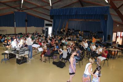Concert de fin d'année Ecole municipale de musique du 18 juin 17