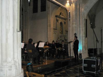 Concert Ste Cécile du 18 novembre 2017 à l'Eglise