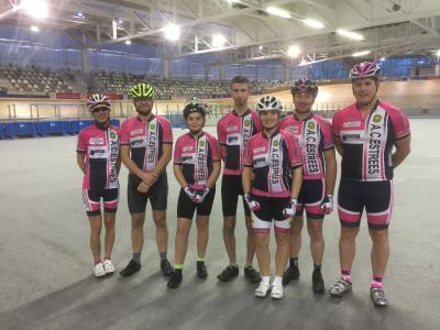 ACE au Vélodrome de Roubaix le 20 janvier 18