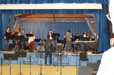 Concert des élèves de l'école municipale de musique