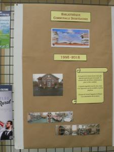 Les 20 ans de la bibliothèque