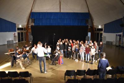 Concert TRANSATLANTIQUE Théâtre Impérial et l'Ecole de Musique