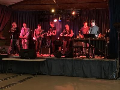 Concert C'Estrées Rock école Municipale de musique